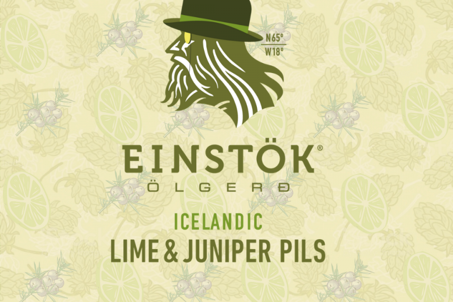 EINSTÖK ICELANDIC CRAFT BEER LAUNCHES LIME AND JUNIPER PILSNER